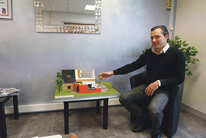 sp cial salon de l 39 habitat moyse 3d l entreprise familiale qui intervient sur l existant. Black Bedroom Furniture Sets. Home Design Ideas
